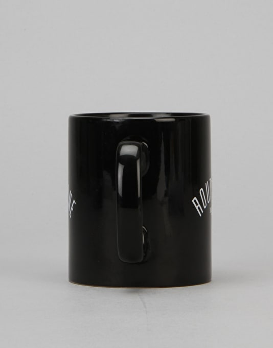 Route One Arch Logo Mug - Black