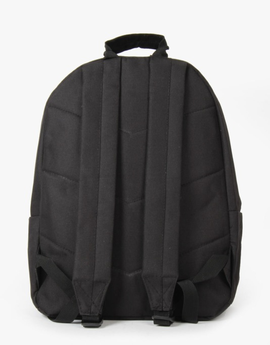 Hype Depth Flowers Pocket Backpack - Black