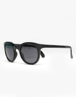 Sunpocket Samoa Folding Sunglasses - All Black