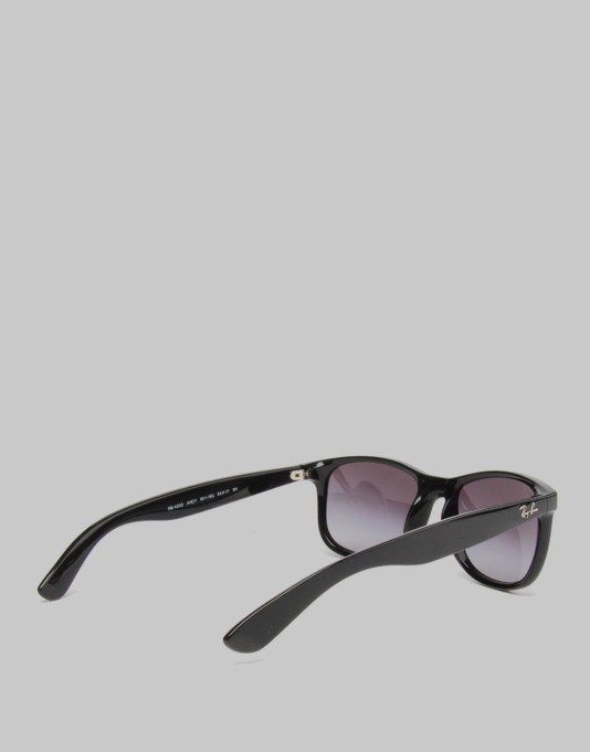 Ray-Ban Andy Sunglasses - Black RB402 601/8G 55