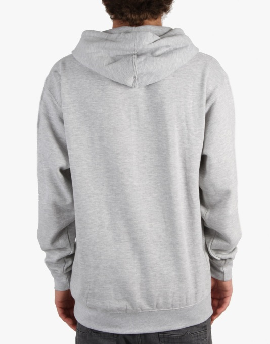 Pass Port Official Pullover Hoodie - Grey