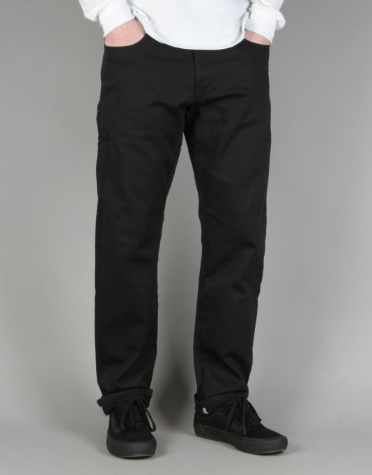 Nike SB FTM 5-Pocket Pants - Black
