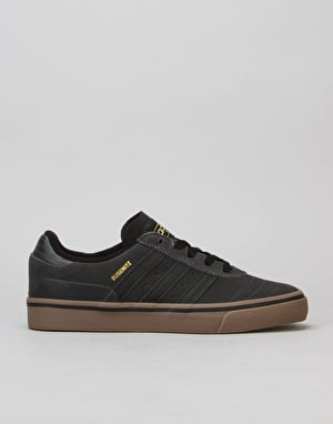 Adidas Busenitz Vulc - Dgh Solid Grey/Core Black/Gold Met.