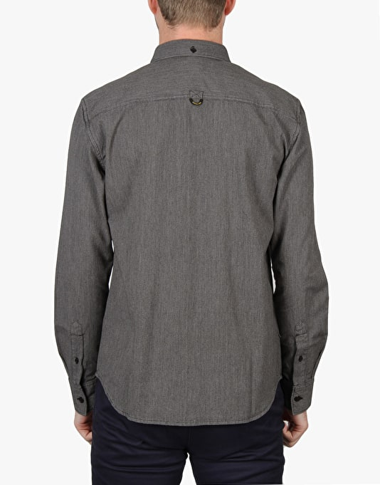 DC Herning LS Shirt - Pirate Black