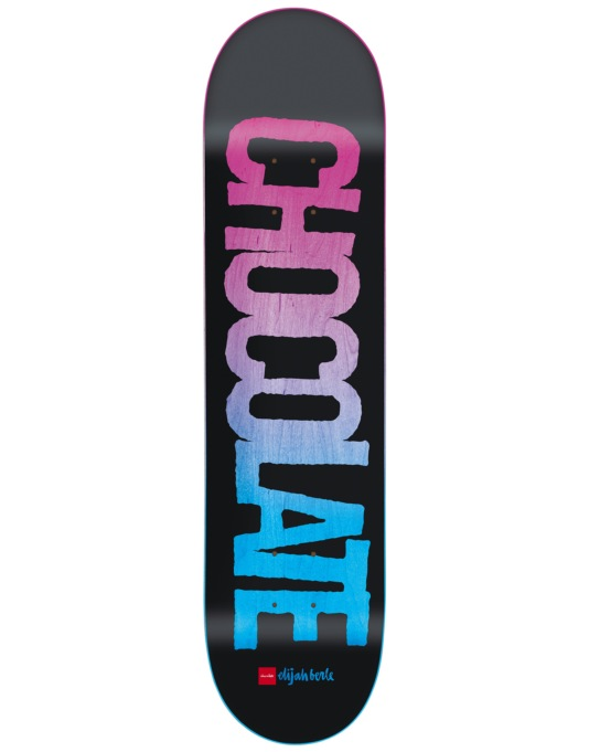 Chocolate Berle Flyer Pro Deck - 8.5""