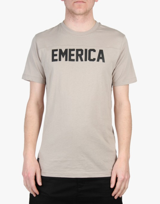 Emerica New Regulation T-Shirt - Grey