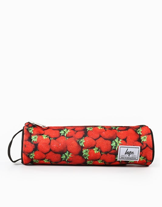Hype Strawberries Pencil Case
