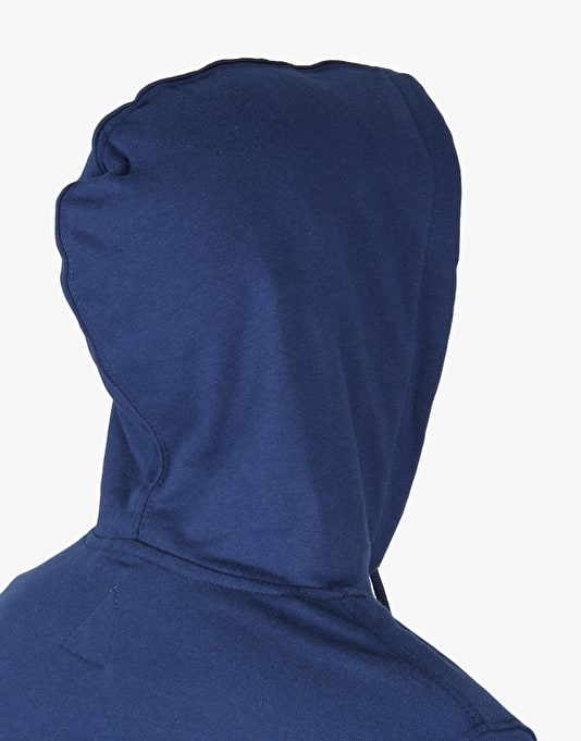 Altamont Antisec Pullover Hoodie - Royal