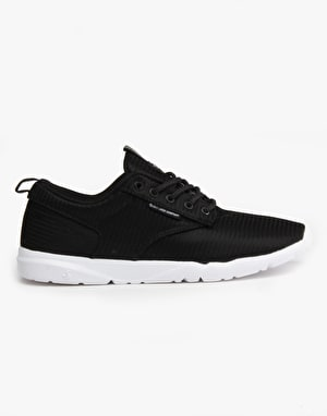 DVS Premier 2.0 Shoes - Black White Mesh