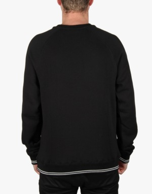 LRG Bone Crusher Crewneck - Black