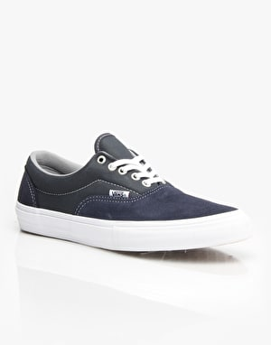 Vans Era Pro Skate Shoes - (Checkerboarders) Navy