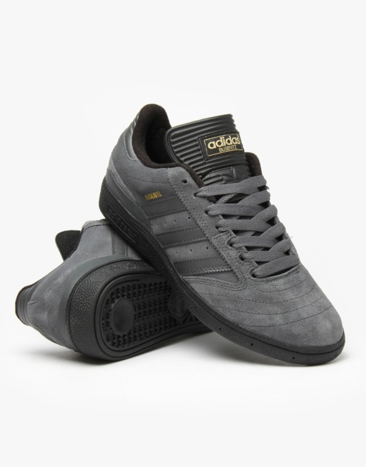 Adidas Busenitz Pro - Dgh Solid Grey/Dgh Solid Grey/Core Black