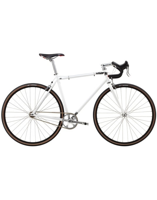 Charge Plug 2 2015 Single Speed Bike - 56cm - White