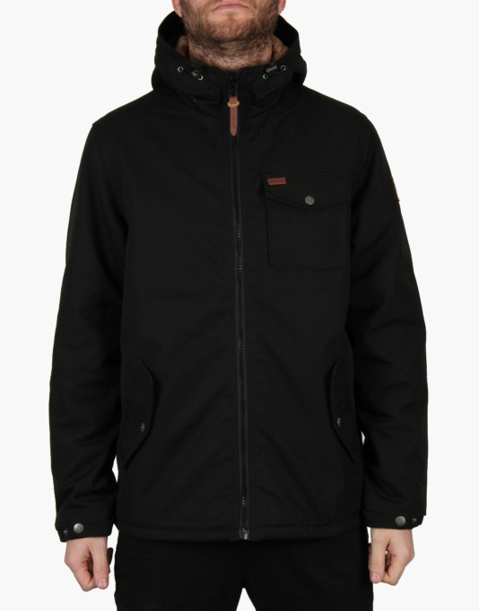 Element Freemont Jacket - Black