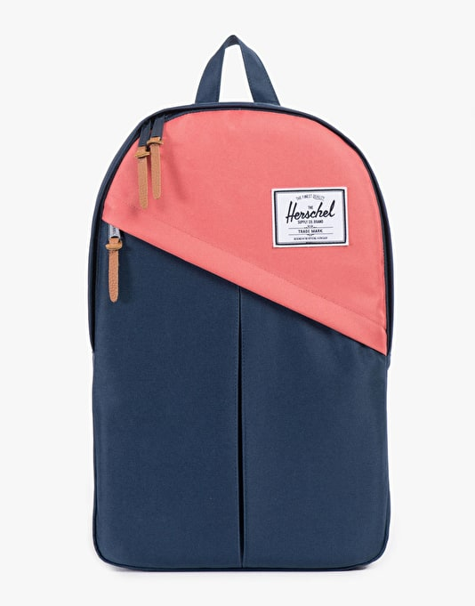 Herschel Supply Co. Parker Backpack - Navy/Flamingo