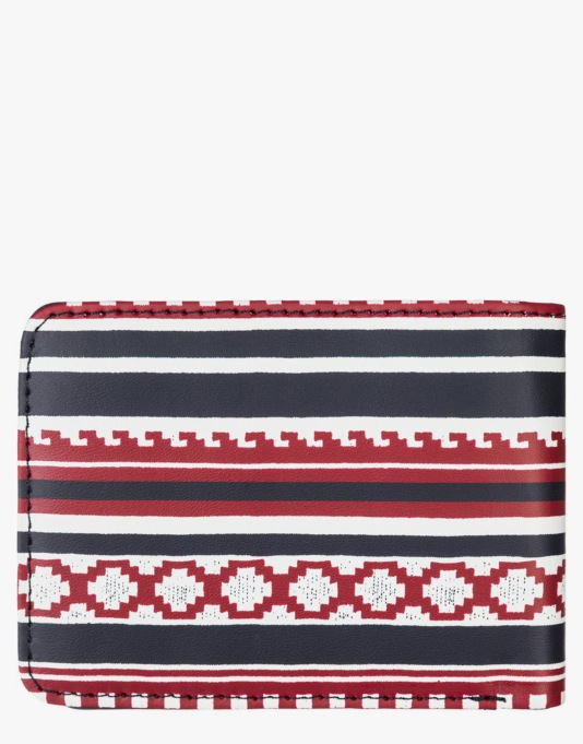 DC Pre Grip Wallet - Multi Stripe