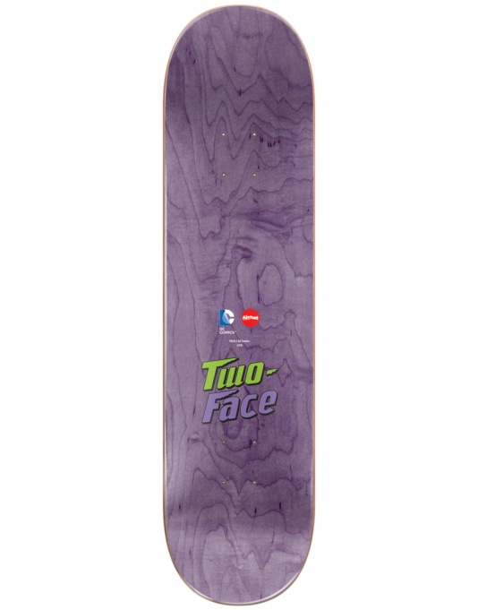 """Almost x DC Comics Youness Two Face V2 Pro Deck - 8"""""""