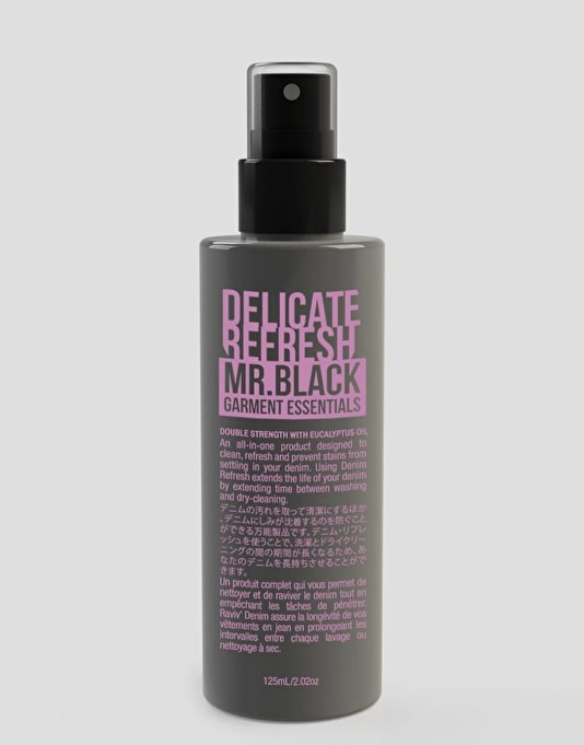 Mr. Black Garment Essentials - Delicate Refresh 60ml