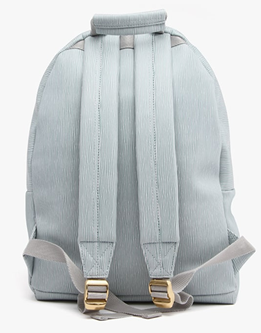 Mi-Pac Gold Wood Grain Backpack - Light Teal