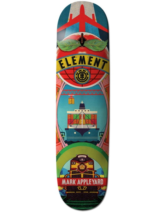 Element Appleyard Big Business Featherlight Pro Deck - 7.875""