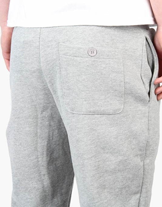 Undefeated 5 Strike Sweatpants - Grey Heather