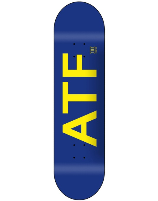 A Third Foot ATF Agent Issue #1 Team Deck - 8.5""