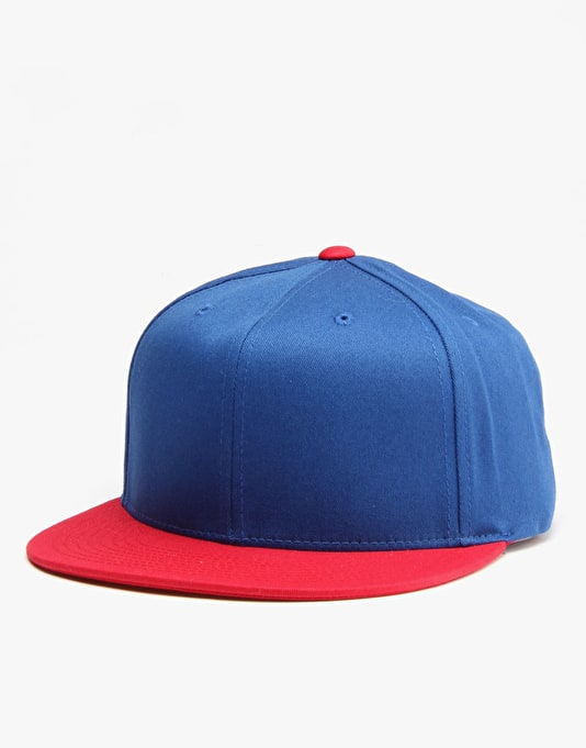 Chocolate Ninety Four Snapback Cap - Royal Blue