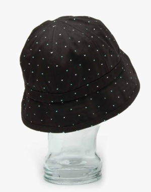 Diamond Supply Co. Micro Diamond Bucket Hat - Black