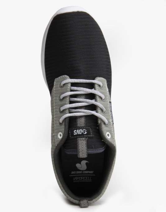 DVS Premier 2.0 Shoes - Navy Grey Mesh