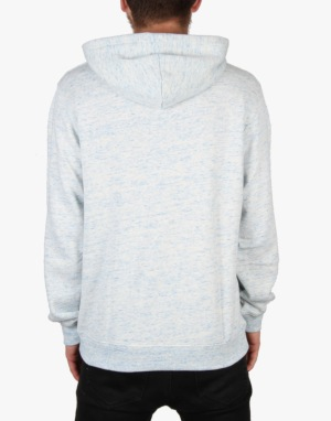 Brixton Murray Pullover Hoodie - Heather Blue