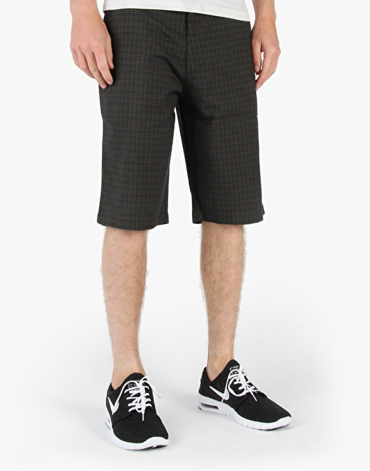 Fourstar Troost Shorts - Black