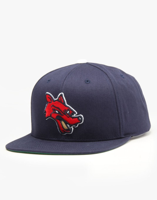 Herschel Supply Co. x Starter Team Snapback Cap - Navy