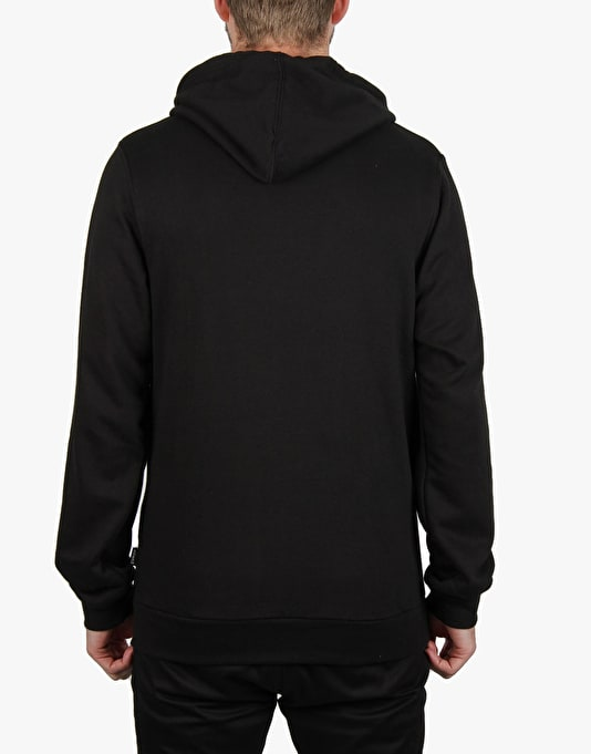 Emerica Triangle Pullover Hoodie - Black