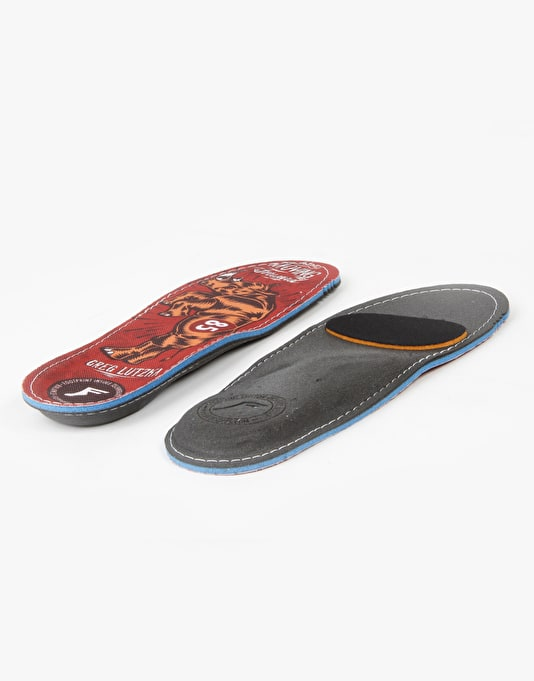 Footprint Gamechanger Insoles - Greg Lutzka