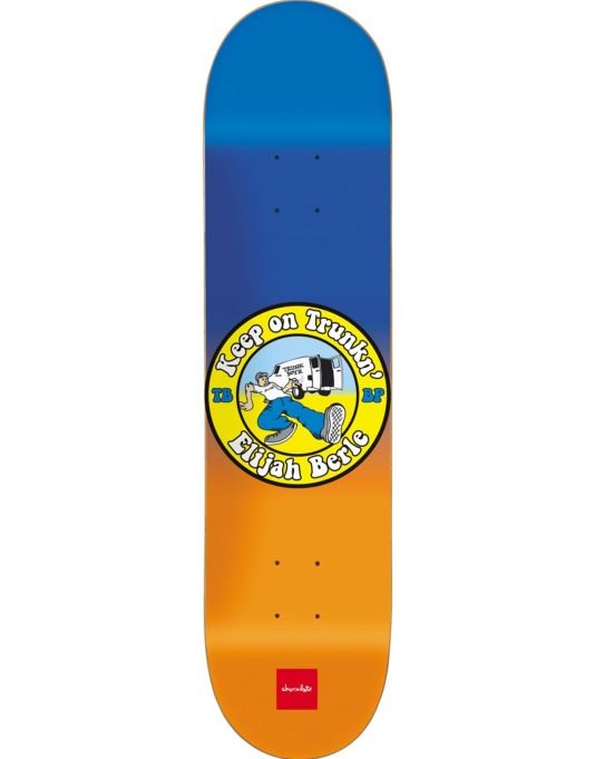 Chocolate Berle Keep on Trunkin Pro Deck - 8.5""