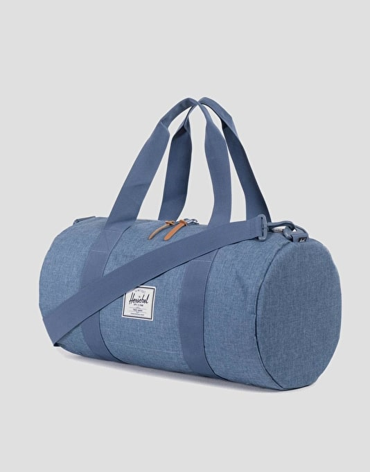 Herschel Supply Co. Sutton Mid Volume Duffel Bag - Navy Crosshatch