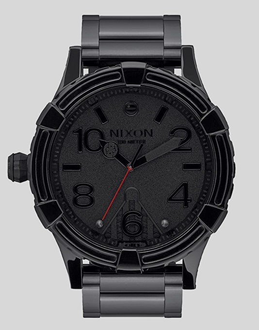 Nixon x Star Wars 51-30 Watch - Vader Black