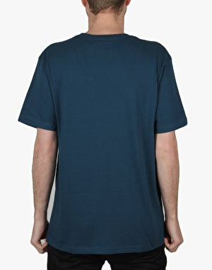 Patagonia Peak to Paddle T-Shirt - Crater Blue