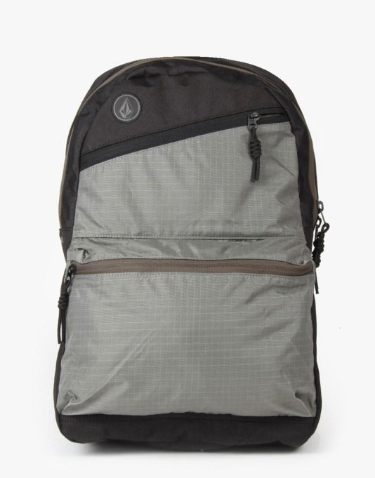 Volcom Academy Backpack - Black/Grey