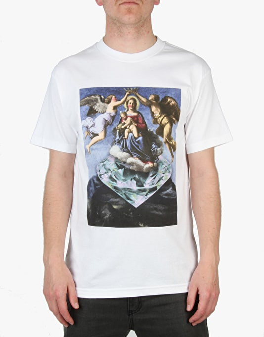 Diamond Supply Co. Ascent T-Shirt - White