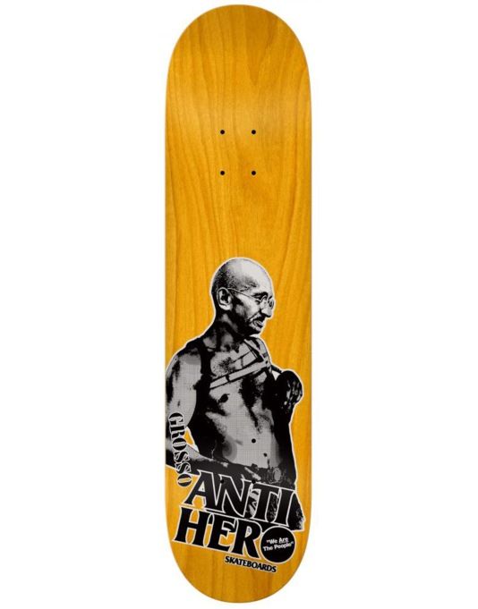 Anti Hero Grosso Pass-a-Fist Pro Deck - 8.4""