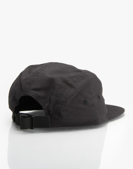 Diamond Supply Co. Glory Camper 5 Panel Cap - Black