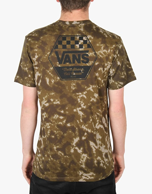 Vans Geoff Rowley Pocket T-Shirt - Camo