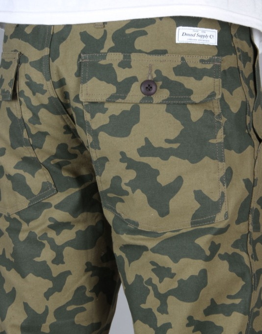 Diamond Supply Co. Military Sport Chinos - Camo