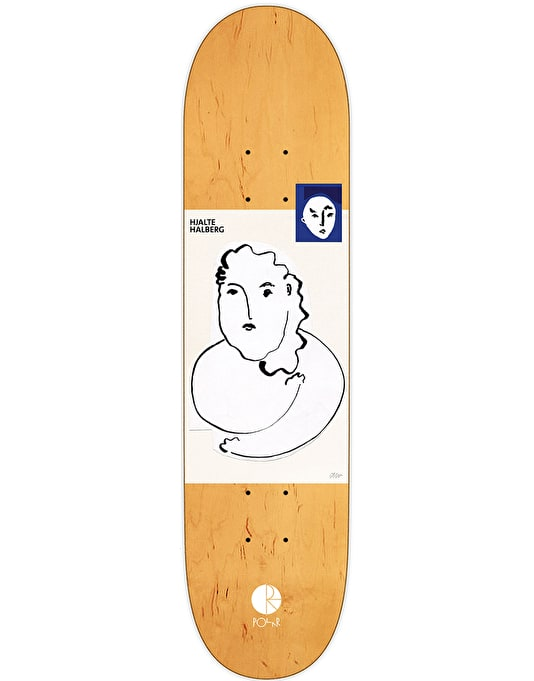 Polar Halberg Collage 1 Pro Deck - 8""