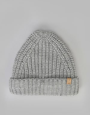 Barts Oregon Beanie - Heather Grey