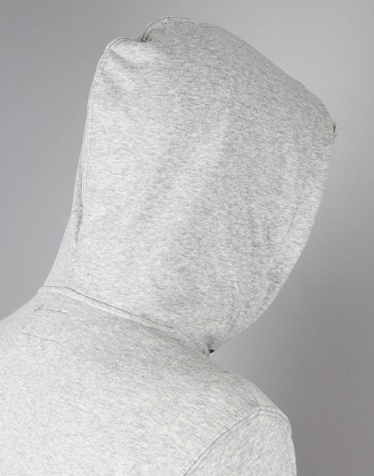 Emerica Purity Pullover Hoodie - Grey/Heather
