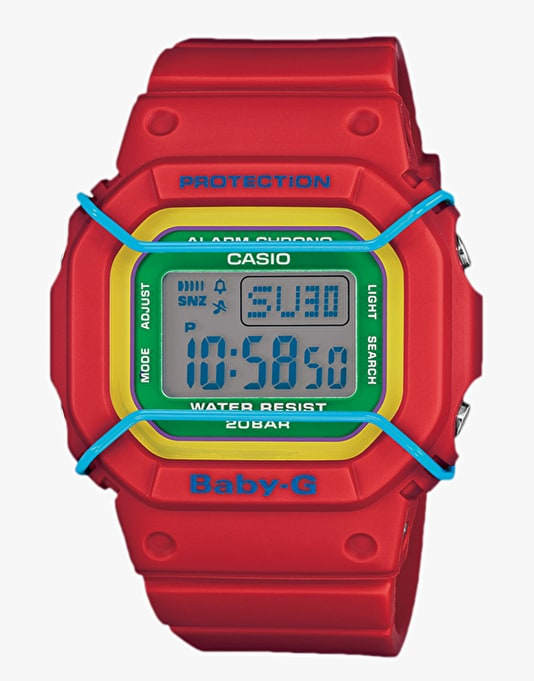Baby-G BGD-501-4B Watch - Red