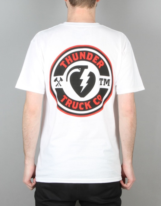 Thunder Mainline 2.5 T-Shirt - White