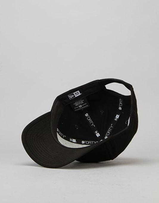 New Era 9Forty Flag Collection Cap - Black/White